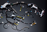 Wiring harnesses and electrical components