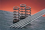 Steel wires for springs