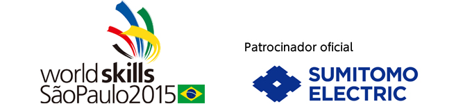 Sumitomo Electric Industries, Ltd. chosen as official sponsor for the WorldSkills São Paulo 2015 to provide products for the
