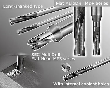Sumitomo Electric Expands Its Flat MultiDrill MDF Series