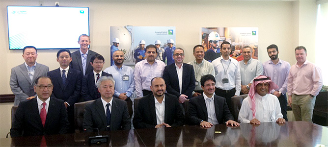 J-Power Systems Saudi Concludes Long Term Supply Agreement