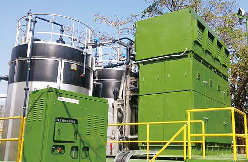 Sumitomo Electric Supplies Redox Flow Battery to Taiwan
