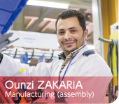 Ounzi ZAKARIA Manufacturing (assembly)