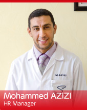 Mohammed AZIZI HR Manager