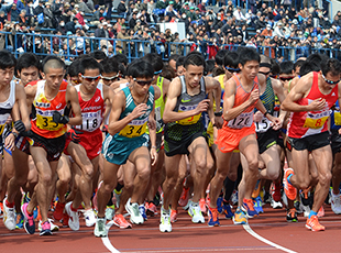 Sumitomo Electric supports Lake Biwa Mainichi Marathon