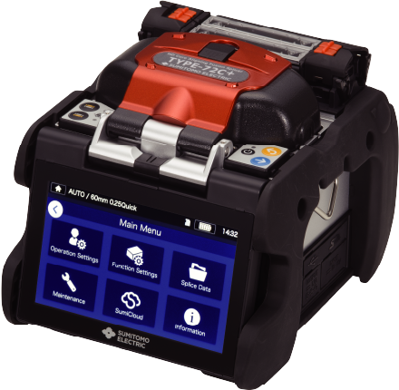 Sumitomo Electric Fusion Splicers | Sumitomo Electric